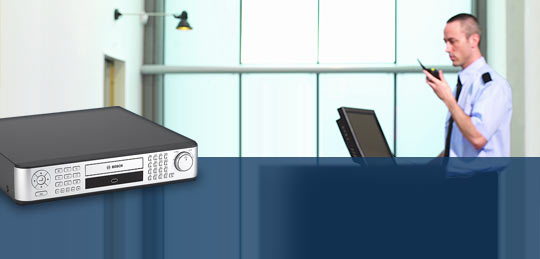 Bosch digitale video recorder